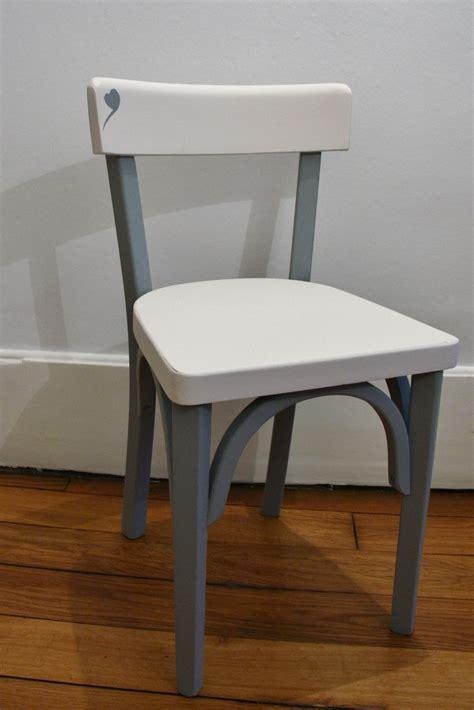 chaise bistro enfant rénovée a vendre goodbye yesterday