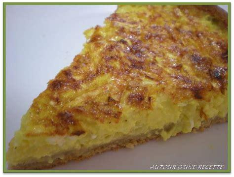 cuisiner le patisson marmiton tarte aux pâtissons rapide et légère au four et à