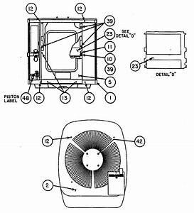 Carrier Model 38tkb024 Series300 Air Heat Pump