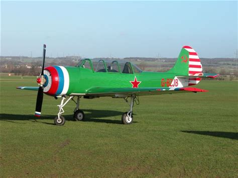 Aircraft  yak 52 For Sale