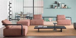 Canapé Scandinave Rose : choisir son canap pour le salon notre guide shopping marie claire ~ Teatrodelosmanantiales.com Idées de Décoration