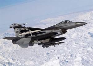 Aviones Caza y de Ataque: F 16 Fighting Falcon