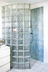 la douche a l39italienne a du succes jusqu39en norvege With carreau vitre