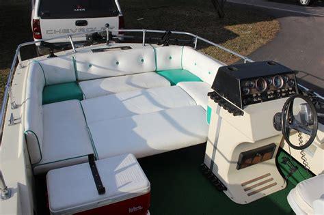 Deck Boat Viking by Viking Deck Boat Mercruiser Chevrolet V8 1981 For Sale For