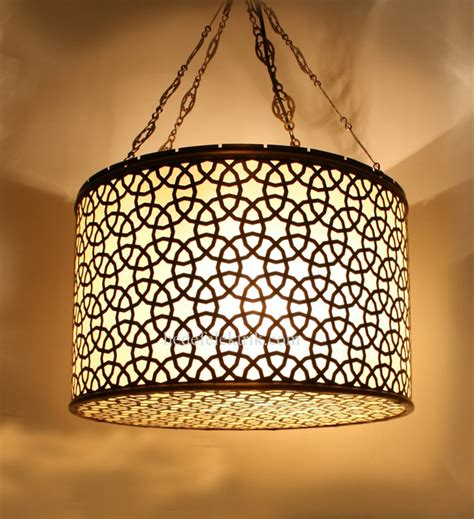 ottoman style pendant lshade l shades other by