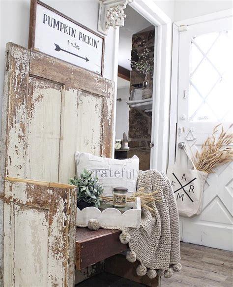 farmhouse fall decor ideas    warm  welcoming