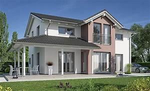 Erker Am Haus : haas s 154 c modernes einfamilienhaus haas fertighaus ~ A.2002-acura-tl-radio.info Haus und Dekorationen