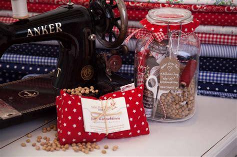 selbstgemachte geschenke für lieblingsblog kirschkernkissen manufaktur geschenk ideen sewing gifts for friends und gifts