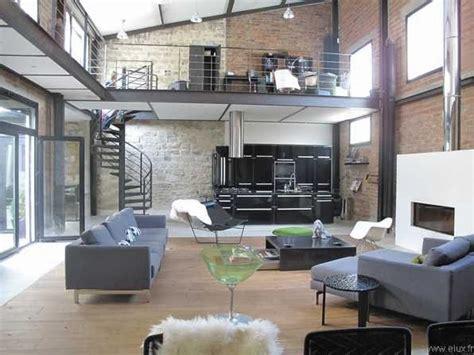 bureau en mezzanine design for loft 5 idées de mezzanines métal pour loft