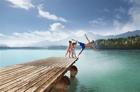 bureau mezzo lago di faak la forza dell acqua zona turistica di