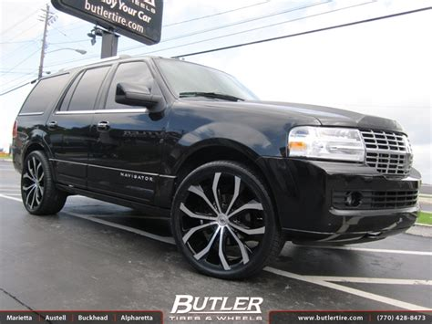lincoln navigator rims lincoln navigator with 24in lexani lust wheels exclusively