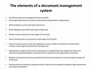 document management overview share point server 2010 With document management system overview