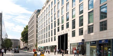 Serviced Offices Cheapside, London  Rent Office Space