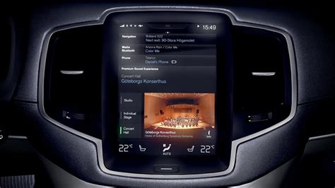 Volvo Audio System by New 2015 Volvo Xc90 Audio System By Bowers Wilkins