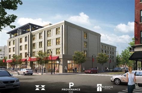 boutique hotel plans  downtown fort wayne revealed