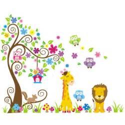nursery wall stickers amazon co uk