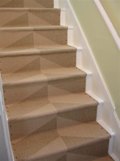 how to carpet stairs casual cottage