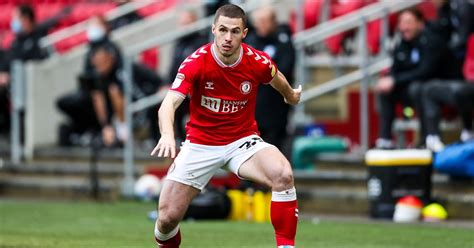 Bristol City defender on his contract aims and a major ...