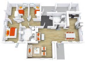 house designs plans modern house floor plans roomsketcher