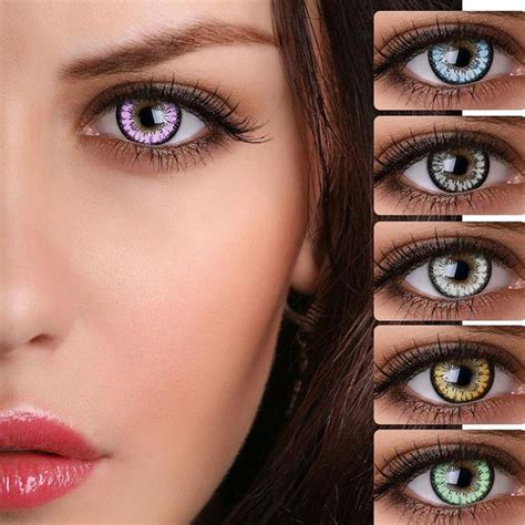 buy colored contacts wholesale color contact lens 20 colors high