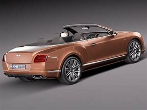 Bentley Continental 2018 Cabrio : bentley continental gt speed cabrio 2015 3d model max obj ~ Jslefanu.com Haus und Dekorationen