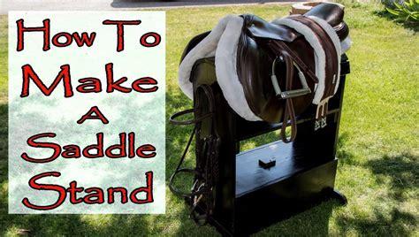 saddle stand youtube