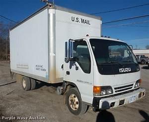 2003 Isuzu Npr Hd Box Truck