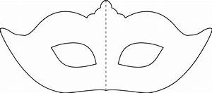Sample Mask Template Free Download