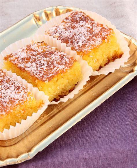 recette dessert pour ramadan recette basboussa 224 la noix de coco g 226 teau arabe ramadan