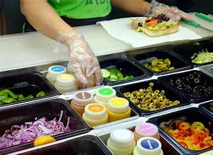 Subway Menu Choices Approved By Personal Trainers