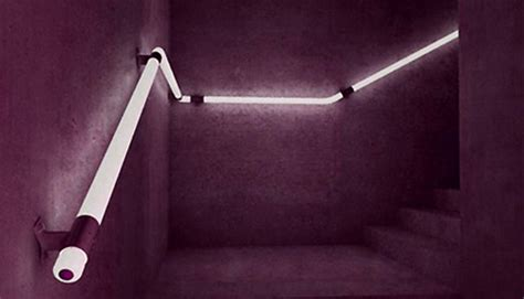 Corrimano Luminoso by 3rings Weekly Wrap Up Bright New Ideas In Lighting Design