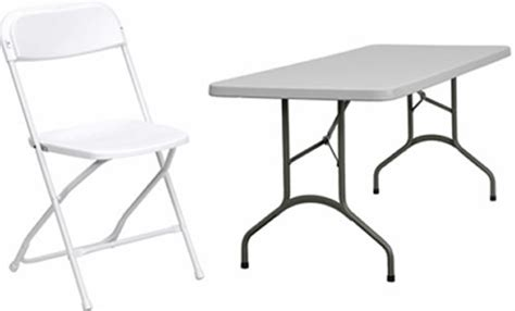 folding table and chairs tables chairs u tent