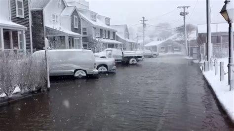 Cape Cod, Nantucket Brace For Severe Winter Weather  Nbc News