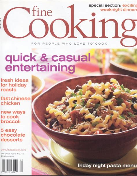 cuisine magazine of magazines the language of magazine covers in