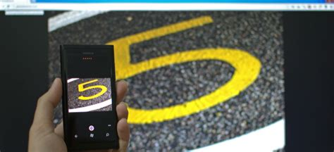 from windows phone lumia to any device with photobeamer