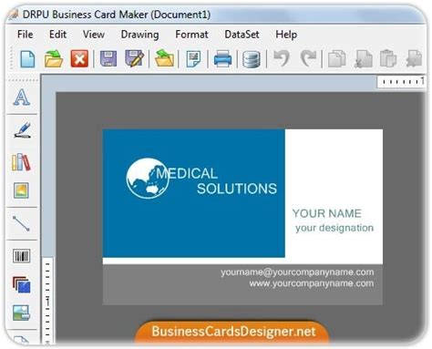 Order Business Cards Designer 8.2.0.1 Free Software Creative Business Card Designs For Artists Holders With Logo Corporate Gifts Embossing Cost Cheap Price Thank You Content Color Psychology Mode