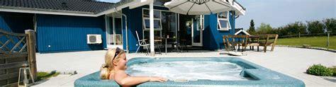 Ferienhäuser Mit Außenwhirlpool In Dänemark Dancenter