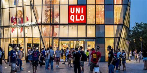 uniqlo retools store strategy boost brand commercial