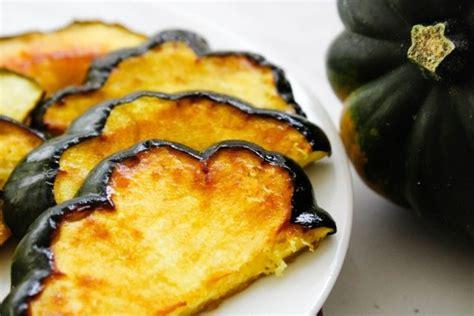 squash acorn slices maple roasted syrup rings glazed