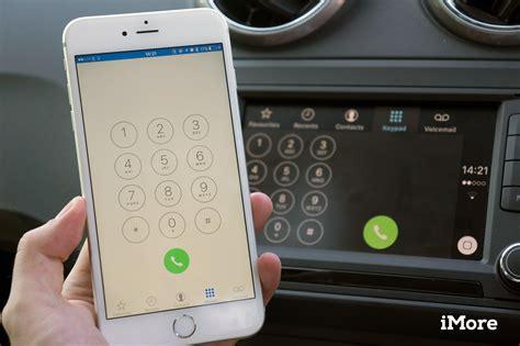 make phone call how to make a phone call with carplay imore