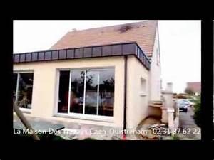 Photos Agrandissement Maison : extension de maison toit plat agrandissement salon ravalement de fa ade grandes baies vitr es ~ Melissatoandfro.com Idées de Décoration