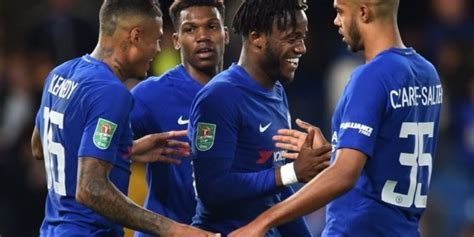 CARABAO CUP: Chelsea, Manchester United, Arsenal Qualify ...