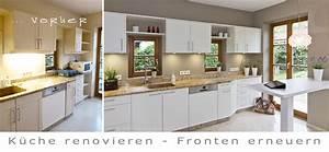 Küche Neu Gestalten Ideen : wir renovieren ihre k che eine kueche mit neuen fronten ~ A.2002-acura-tl-radio.info Haus und Dekorationen