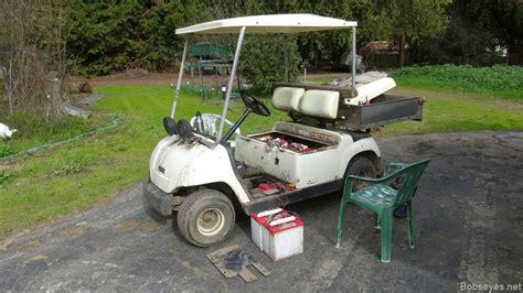 yamaha g19e golf cart repair beef stew and a raspberry patch bob s