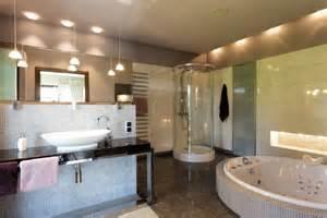 deckenbeleuchtung badezimmer licht im bad beleuchtung bad11 ratgeber