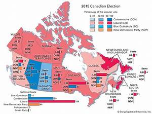 The Canadian Election of 2015 | Britannica.com