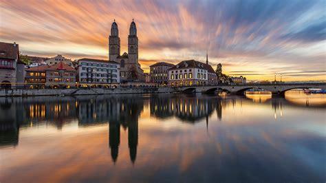 Man Made Zurich 4K HD Travel Wallpapers | HD Wallpapers ...