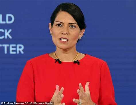 Priti Patel is to launch a crackdown on criminals who ...