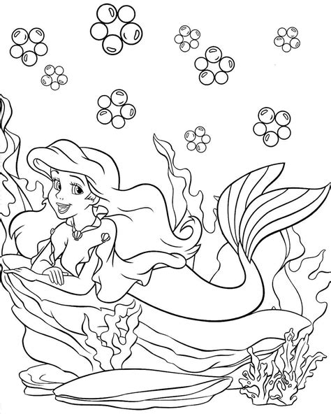 disney princess winter coloring pages coloring home
