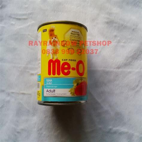 rayrainbow petshop jual cat food makanan kucing meo